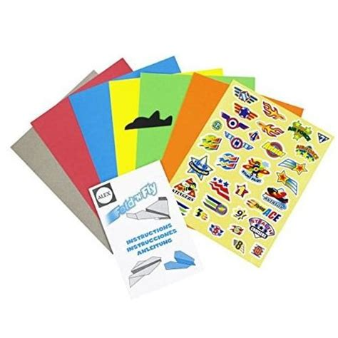 Fold N Fly Paper Airplanes - fold n fly paper airplanes kit mypointsaver