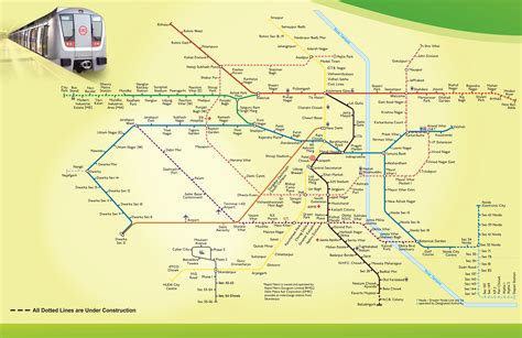 printable version of delhi metro map the delhi metro how do you build a transport system for