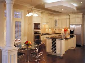upscale small kitchen islands kitchens with colored appliances and bamboo floors design ideas