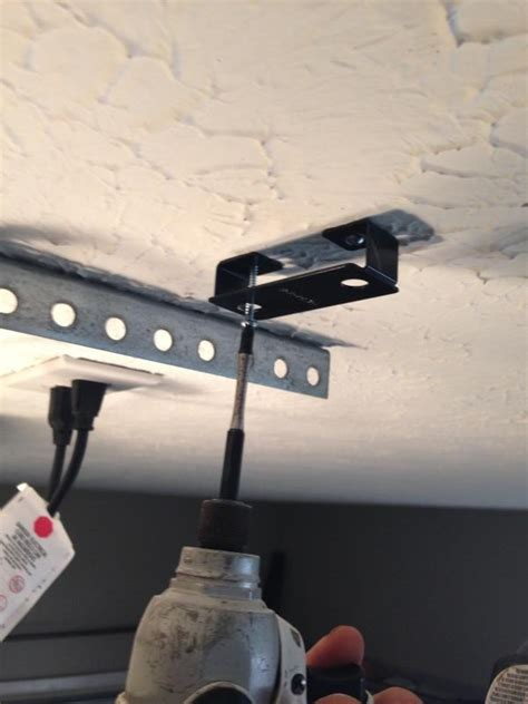Garage Door Opener Ceiling Mount Myq Garage Review Giveaway Myq From Chamberlain