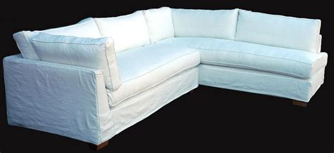 Slipcovered Sectional Sofa Slipcover Sectional Sofas Cleanupflorida