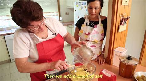 cucina nonna cucina nonna episode 2 frittales with norma cremasco