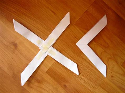 Origami Boomarang - boomerang origami how to build origami