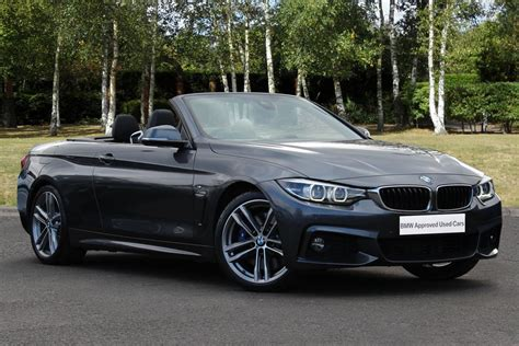 Bmw Series 4 Convertible by Used 2017 Bmw 4 Series 440i M Sport Convertible For Sale