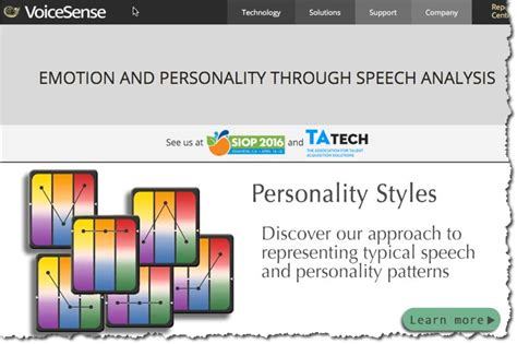 voice pattern analysis software voicesense job board consulting job boards consultant