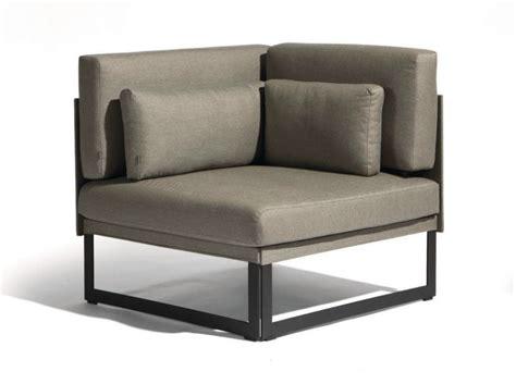 corner armchairs squat corner garden armchair by manutti