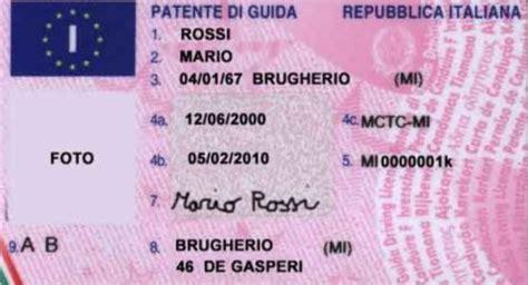 ministero degli interni patente b patenti le nuove regole dal 19 gennaio 2013