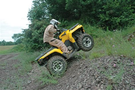 Can L by Can Am Outlander 500 Dps Utv Magazine