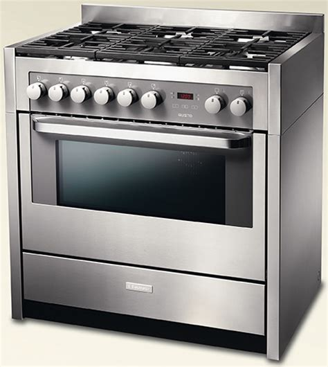 Cooktop Range Electrolux Gusto Range Cooker With Interchangeable Cooktops