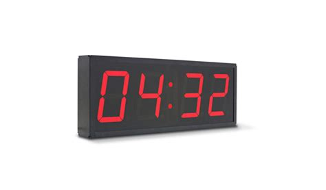 jadco time large led clock timer jadco time