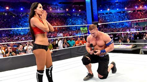 nikki bella proposal complete list of wwe wrestlers who are dating other wwe