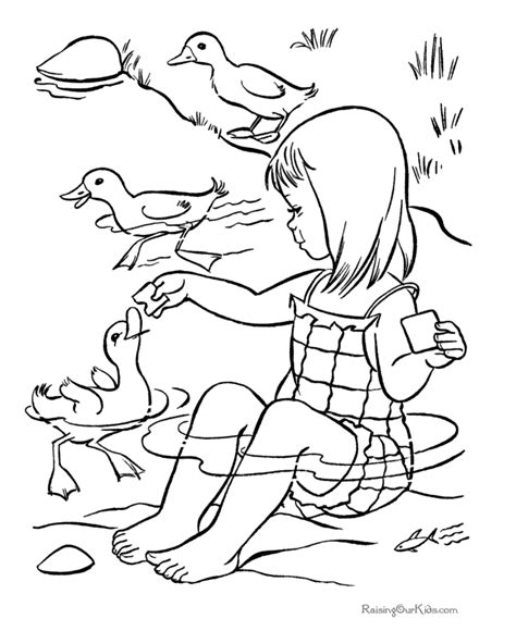 Summer Coloring Pages Part Ii Summer Colouring Pages To Print