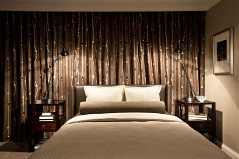 curtains to cover walls 10 ways to decorate your bed wall