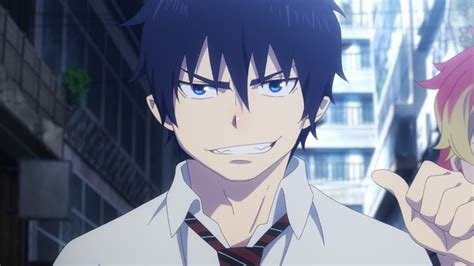 imagenes de rin okumura kawaii blue exorcist kyoto impure king arc episode 1 review