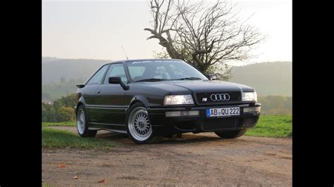 Audi S2 Aby by Audi S2 Coupe Aby 70mm Fox Sportauspuffanlage Msd Esd 5