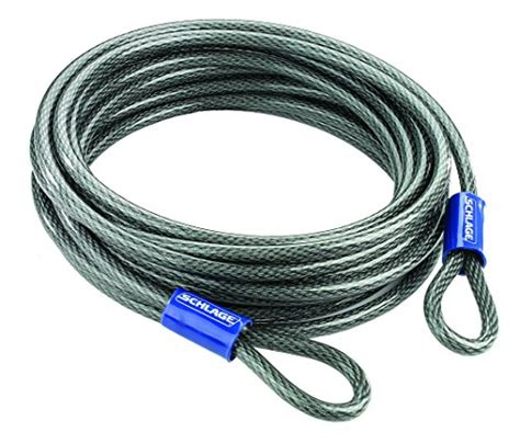100 Ft Security Cable - top 5 best safe security cables safe cable locks