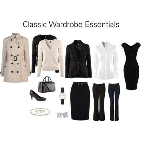 classic wardrobe classic wardrobe essentials