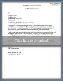 Business Letter Template Requesting Information of formal letter requesting information cover letter templates