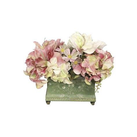 fiori rosa antico 7 idee creative per sistemare i fiori in stile shabby chic