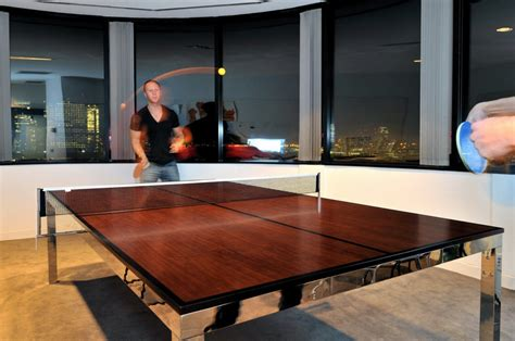 Ping Pong Conference Table 2 In 1 Ping Pong And Conference Table Icreatived