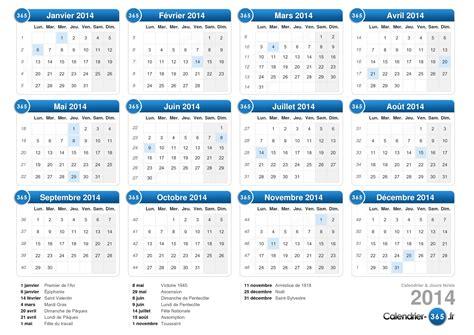 Calendrier Tunisie 2014 Calendrier 2014