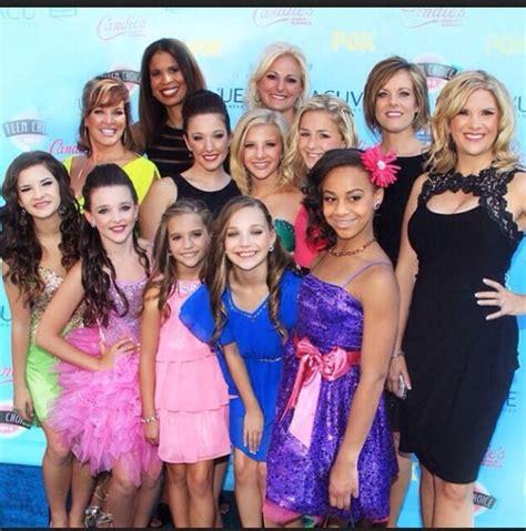 dance moms cast list dance moms girls and moms dance moms fan page could u