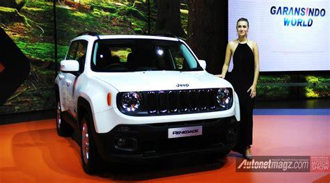 small jeep white jeep renegade small suv jeep kini resmi dijual garansindo