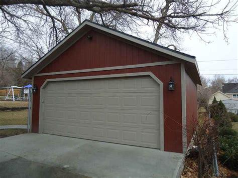 detached garage builder utah wrights shed