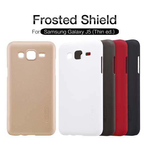 Jual Hardcase Nillkin Frosted Shield Samsung Galaxy J5 2016 1 nillkin frosted shield matte for samsung galaxy j5 2015 j500fn j500f j500m thin ed