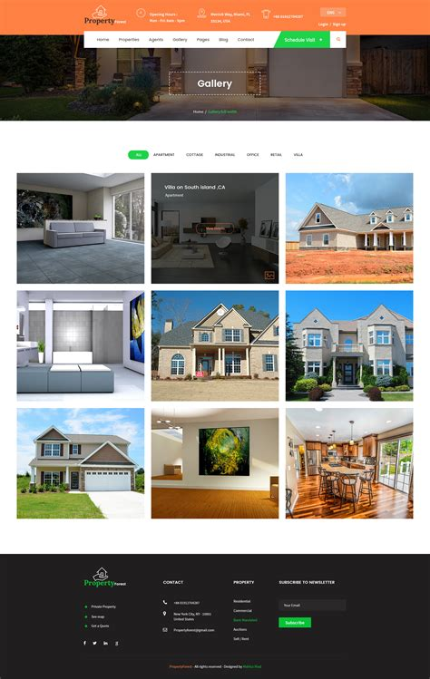 real estate listing website template real estate and property listing template by template mr