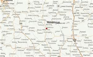 americus location guide