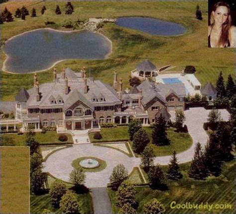 celebrity house pictures celebrity houses mariah carey house picture