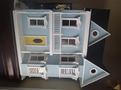 build doll house woodwork how to make a wooden doll house pdf plans