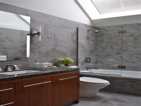 ceramic tile bathroom ideas gray tile bathroom