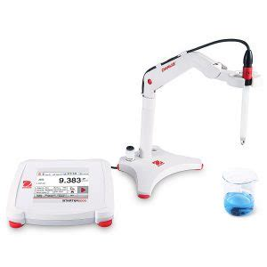 lab bench water potential oxidation reduction potential orp measurement nicol scales