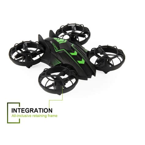 jxd 515w quadcopter drone wifi dengan kamera 0 3mp black green jakartanotebook