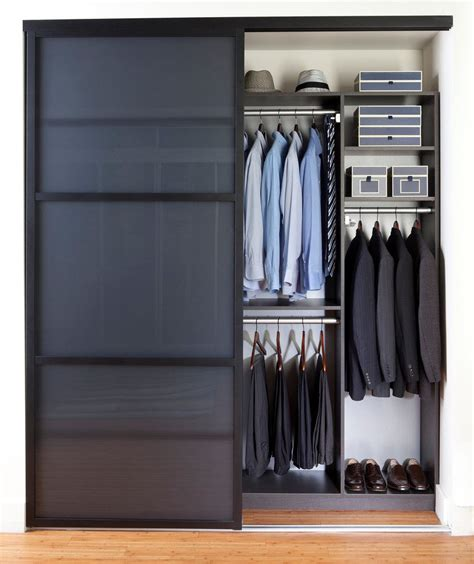 awesome small closet design  crawl space access door