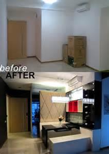 neopii interior design before after condo westcoast