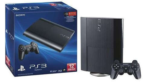 ps3 console 12gb new playstation 3 12gb console best buy support