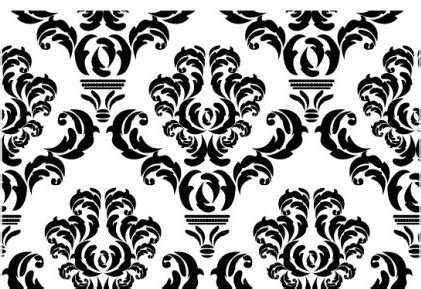 ai new pattern free damask vector pattern 2 ai eps format free vector
