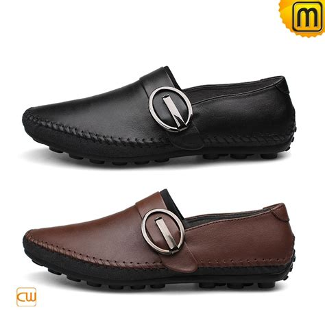 driving shoes mens leather gommino driving shoes slippers cw740379