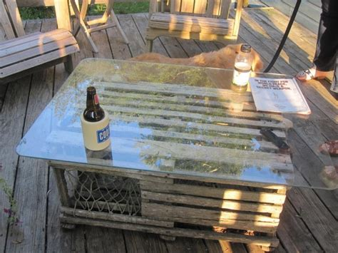 crab trap coffee table lobster trap outdoor coffee table lobster and crab trap