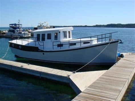 diesel boats for sale used 2004 diesel duck 38 northern michigan mi 49684