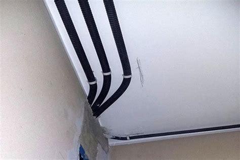 impianti a soffitto impianti elettrici a sofffitto