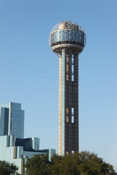 panoramio photo of reunion tower dallas tx