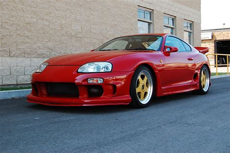 supra jdm 1993 jdm toyota supra twin turbo stock no 309 vendu