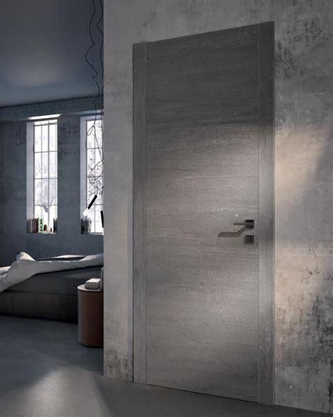 porte contemporaine grain atelier bertoli bruno