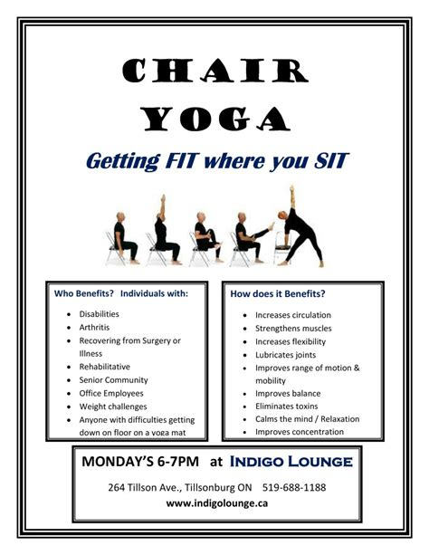 chair yoga indigoloungeca