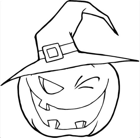 spooky pumpkin coloring pages scary pumpkin coloring page coloring book
