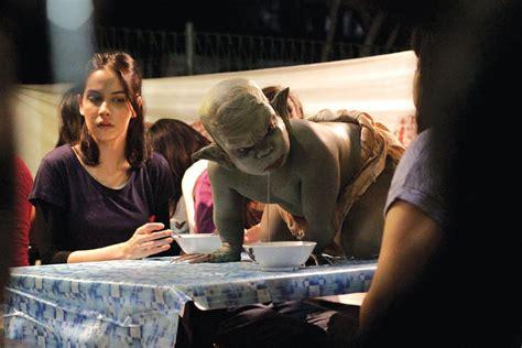 film mereka yang tak terlihat rekor muri 67 makhluk halus harian metro
